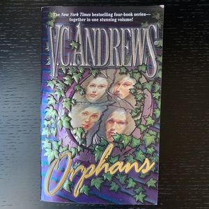 2/$10 Paperback Book - Orphans